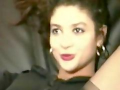 French Arab Beauty Wants Some Hard Dick
