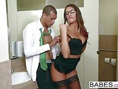 Babes - Office Obsession - August Ames and Alex Jones - Afte
