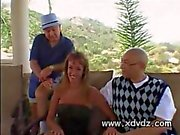 Julie Faith Likes To See Her Husband Watch Her While She Fucks A Strong Black Male Pornstar