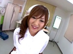 Miku Airi Asian nurse craves - More at javhd