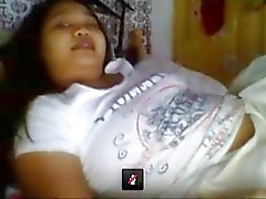 Skype chubby filipino boobs webcam