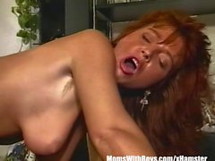 blowjobs, brunettes, éjaculations, échéance, milfs