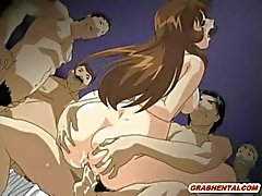 One of the top rated Hentai clips