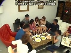 Reality sex games at college amateur party