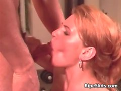 mature, hardcore, blond, mûr