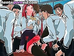 Awesome Anime Movie With Sexy Babes Part6