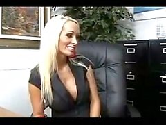 Milf Boss Lichelle Marie In Stockings SM65