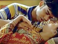 bengali movie 3 on a bed Scene