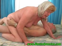 granny gilf mature drilled roughly