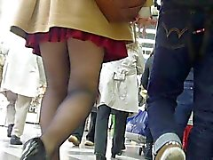 candid asian pantyhose 8