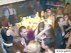 Real party euro amateur sluts facialized