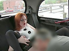 Fake driver fucked his customer excharge her for the fare