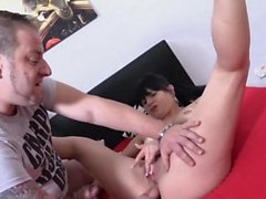 Kinky Ute enjoys riding a dick