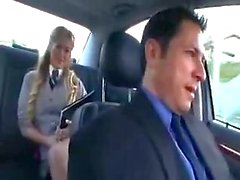 High School Girl Fucked by her Chauffeur