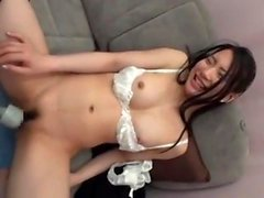 Mature babe gives nice blowjob and handjob