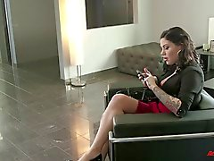 Karmen Karma Office Hard Fuck
