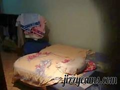 Young Russian Redhead on Hidden Cam_01