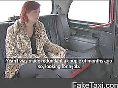 FakeTaxi - Customer gets fucked for cash