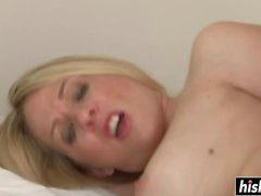 Mature stepmom teacher her daughter sex lessons