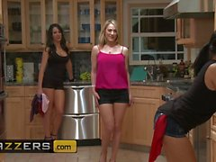 Brazzers Main Channel - Kortney Kane Lexi Swallow - Hanky Panky