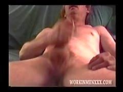 masturbation, reifen, amateur, solo male