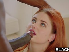 blowjobs, soins du visage, rousses, interracial, doggy style