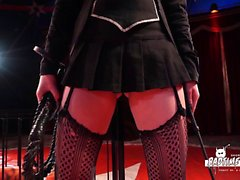 BADTIME STORIES - German school girl submits to master and