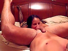 Amateur Couple Very accommodating GF