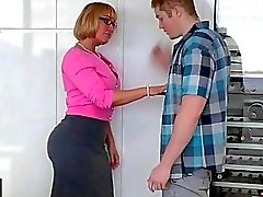 Jake Pounded his Girlfriends Stepmom Doggystyle