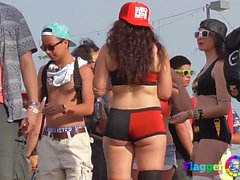 FlaggerWorld Big Ass Cameltoe Festival