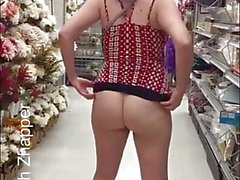 Flashing Arse in Public 30