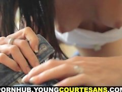 Young Courtesans - A perfect first sex job