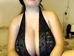 Giant Tits On This Webcam Girl