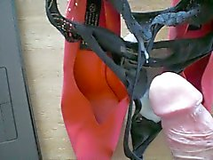 cum on a stolen thong for user stringer86