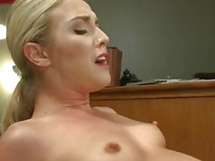 Karla Kush Machine Fucked to Squirting Orgasm