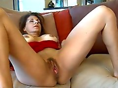 Hairy Mature Beauty BVR
