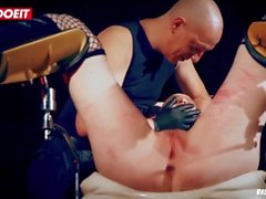 Kinky German Teen loves being abused hardcore by mature guys - #LETSDOEIT