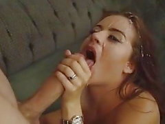 Lexie Candy gets huge facial cum shower by monster cock