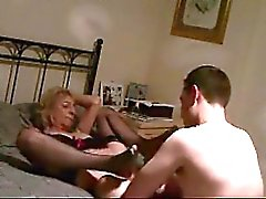 Their Granny Loves To Cum Again and Again and Again.