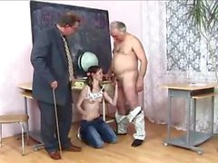 SB3 Naughty Student Gets Fucked By Her Teachers !