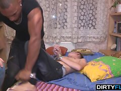 Dirty Flix - Sunny - Interracial cuckold reality