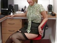 Katie K Office Slut