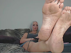 Neighbour sexydirty feet and soles pov