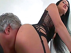 Slim mother i'd like to fuck with petite pointer sisters acquires her butt licked