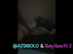 Slutty Nurse & BBC Pt. 2