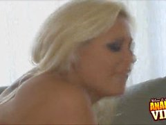 cindy crawford, couple, le sexe oral, le sexe anal, blond