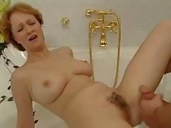 Nude contortion video