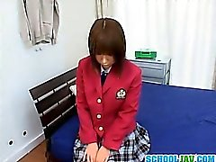Koko Yumemi is a naughty schoolgirl