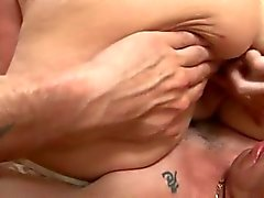 fat milf is being fucked