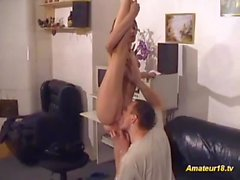 Flexi contortion sex gymnastic
